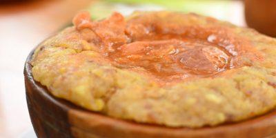 Mondofongo ¿Qué pasa cuando se une un Mondongo y un Mofongo? ¡Nace este plato! Foto:Fuente externa