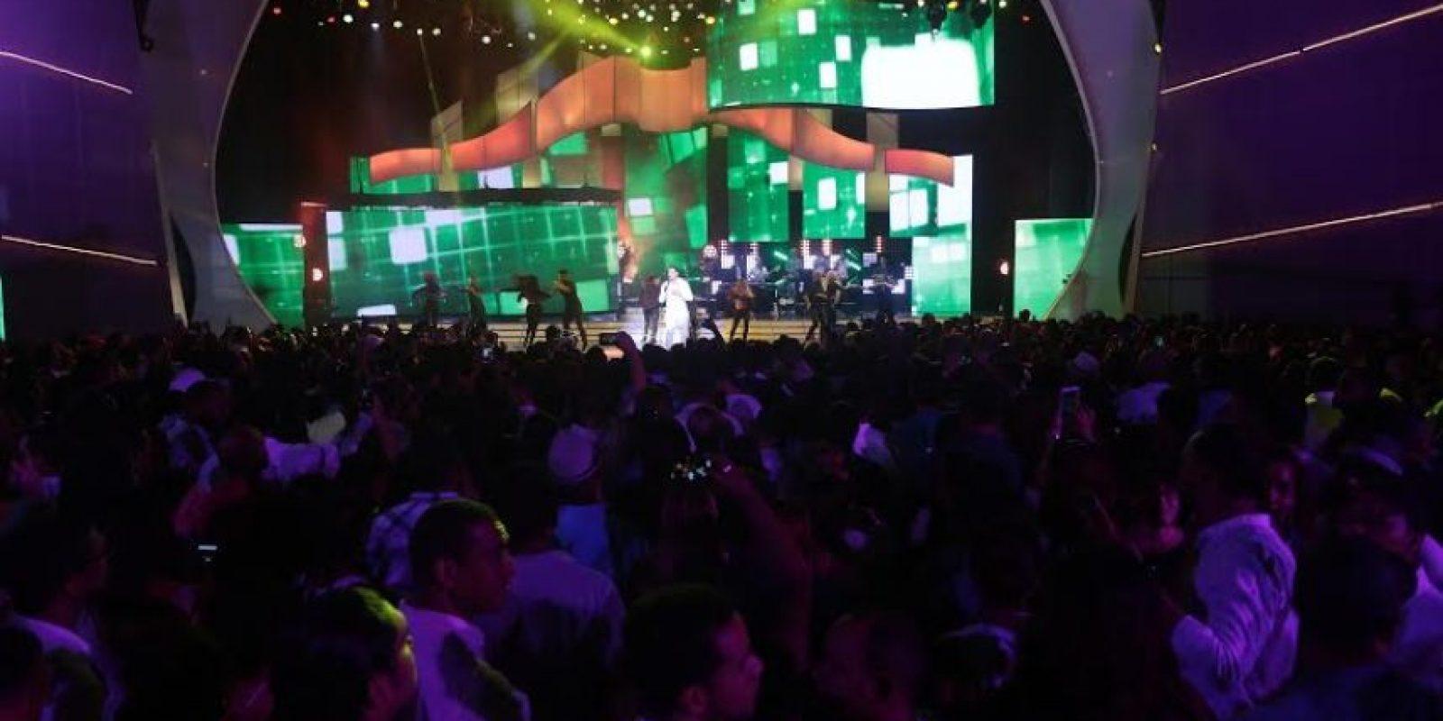 El público se dio cita a los premios/Roberto Guzmán