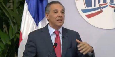 José Ramón Peralta califica de clamor nacional firma de Pacto Fiscal