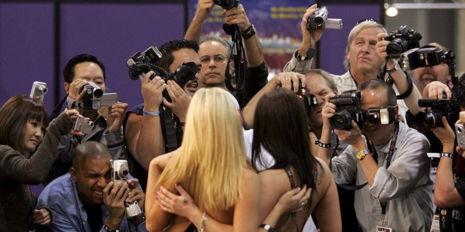 Lo que hace incluyente a esta popular web de videos para adultos. Foto:Getty Images
