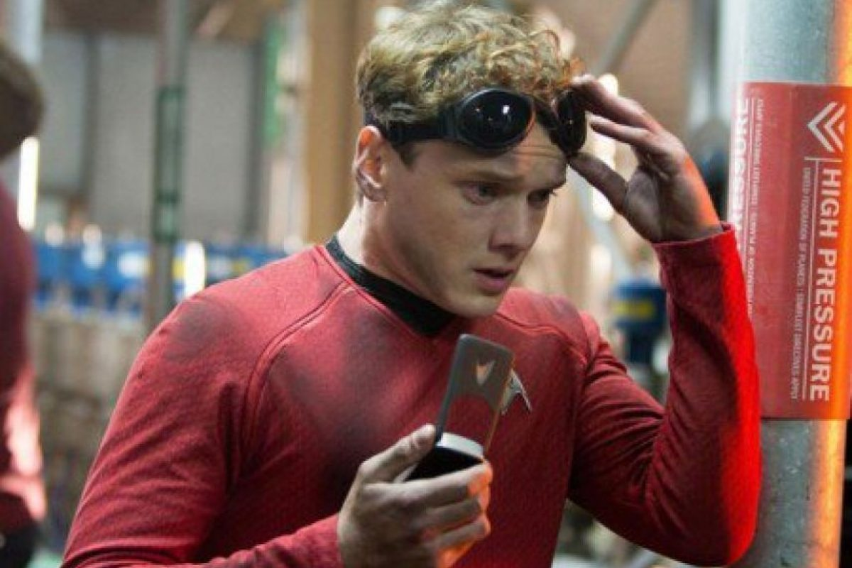 Antón Yelchin Foto: Paramount Pictures