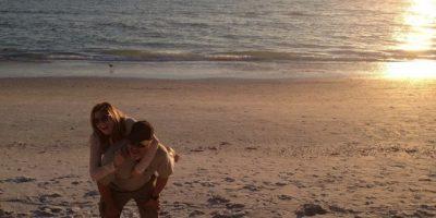 Ashley Tisdale con su padre Mike Foto:Instagram @AshleyTisdale