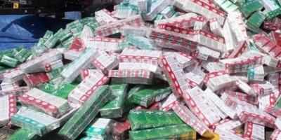Contrabando de cigarrillos deja pérdida de RS$1,500 millones al año
