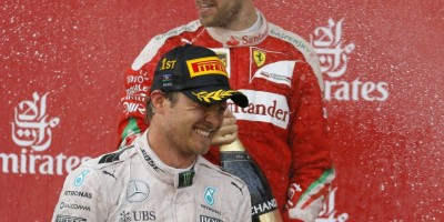 Fórmula 1. Rosberg ganó en Bakú y fortaleció su liderato; Perez fue tercero
