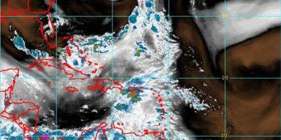 Onda tropical llegará al país el martes y habrá alerta verde en 7 provincias