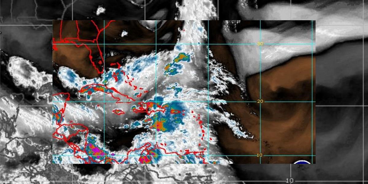 Coe amplia a 14 provincias la alerta verde por lluvias