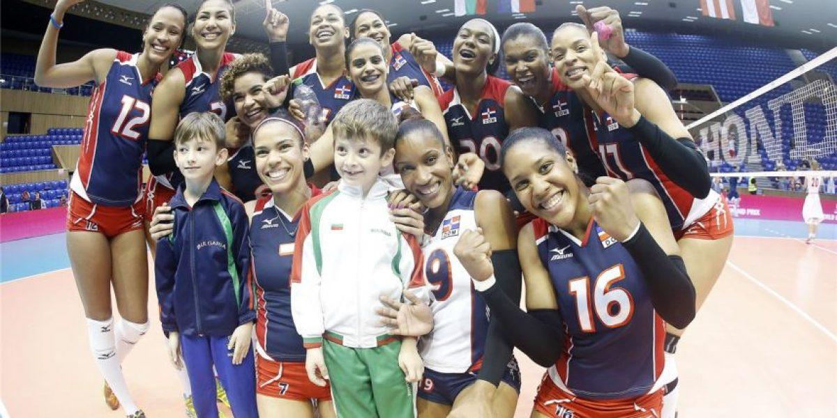 RD conquista Grand Prix voleibol