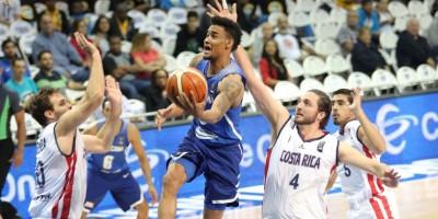 RD se impone fácil ante Costa Rica en debut en Centrobasket
