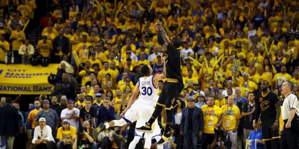 Las cinco jugadas que marcaron el partido final de la NBA