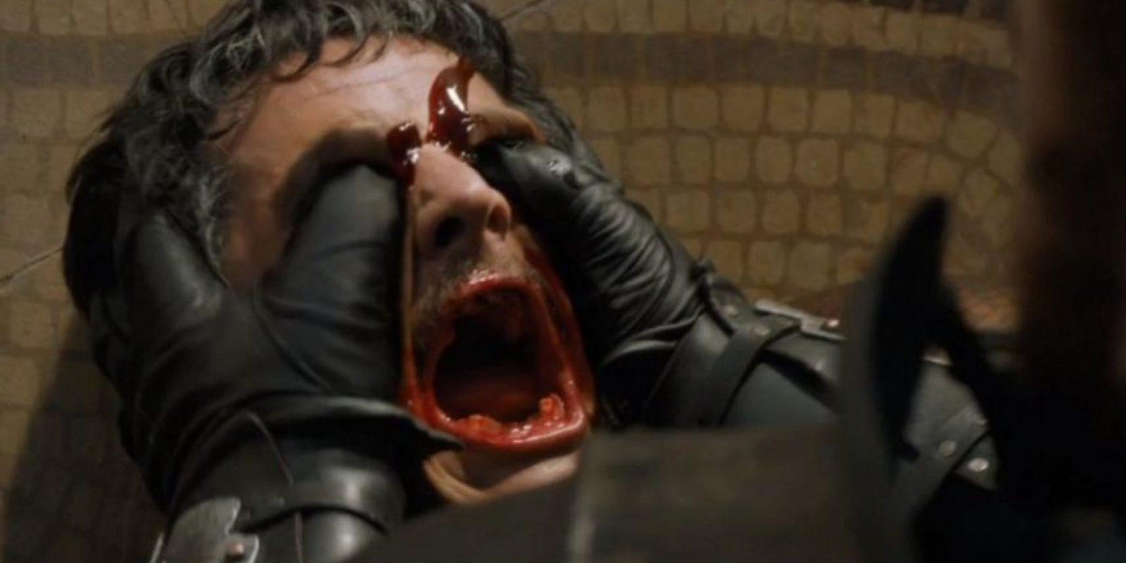 """Oberyn Martell murió de forma horrible ante """"La Montaña"""". Foto:vía HBO"""