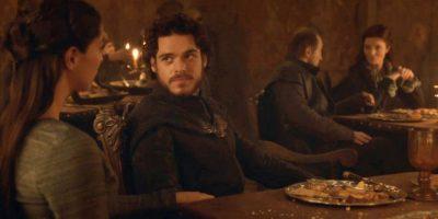 """En la """"Boda Roja"""" apuñalaron a Talysa, Robb y degollaron a Catelyn, los principales bastiones de la casa Stark. Foto:vía HBO"""