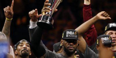 Figura historica de LeBron se fortalece con el triunfo