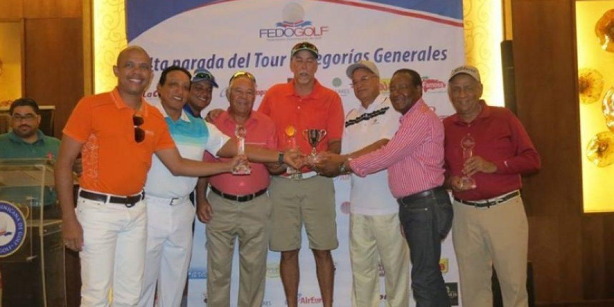 Liga Guavapool gana cuarta parada Tour Categorías Generales