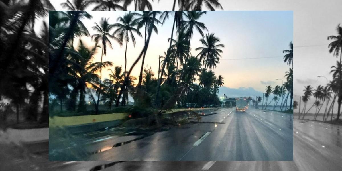 Quince provincias en alerta debido a la lluvia