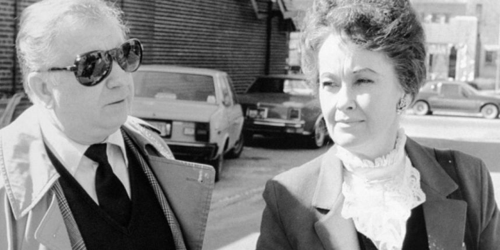 Ed y Lorraine Warren Foto:Getty Images