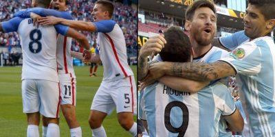 Copa América Centenario: En vivo Estados Unidos vs Argentina
