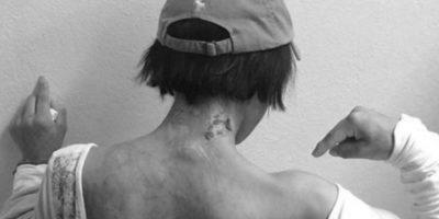 1. Mujer fue encadenada y obligada a planchar durante dos años. Foto:PGJDF