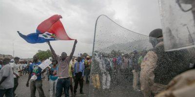 La ONU condena actos violentos en el Parlamento de Haití