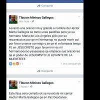 Foto:Facebook/Tiburon mininos gallegos comunidad