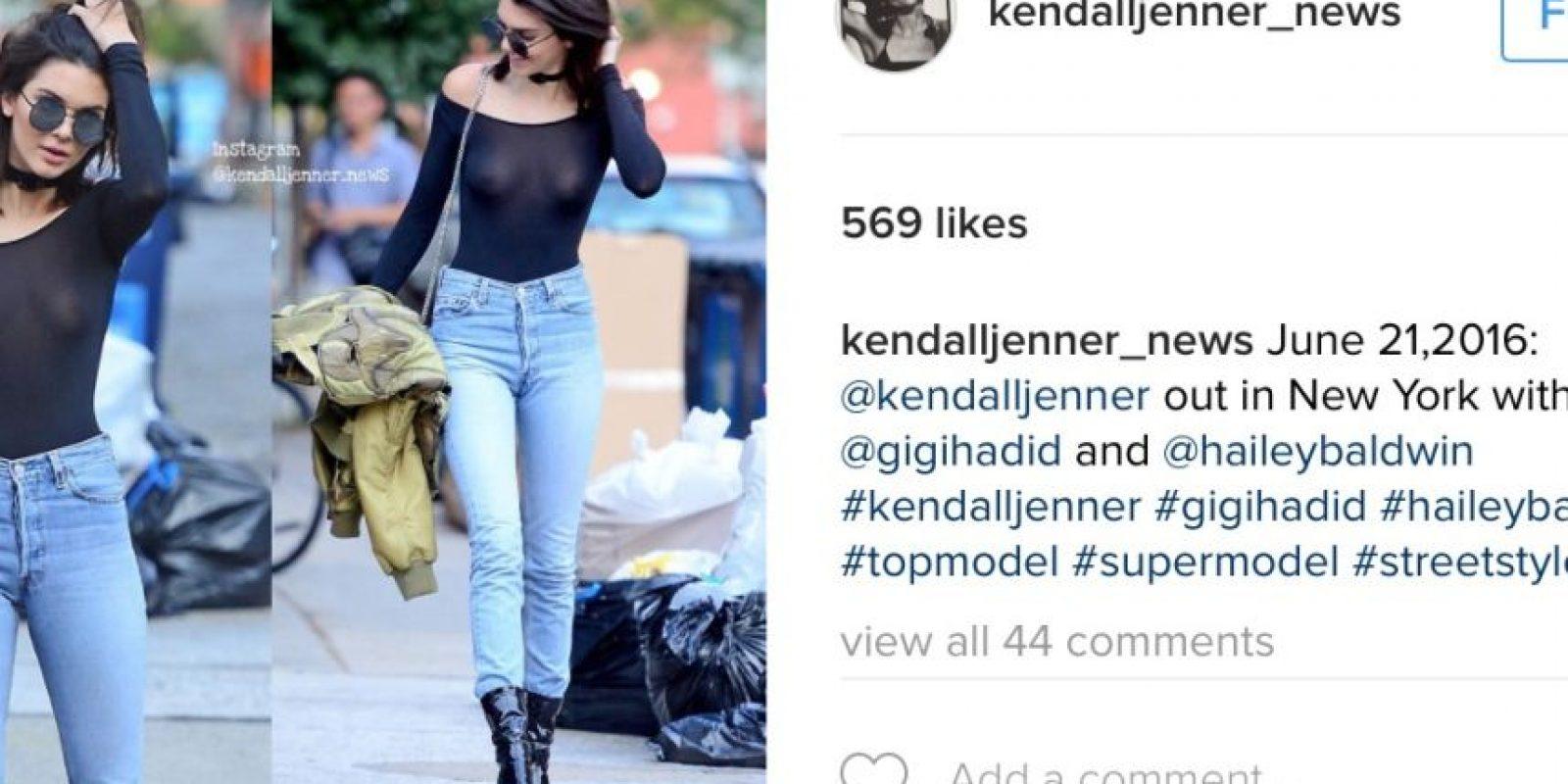 Foto:Vía Instagram/@Kendalljenner