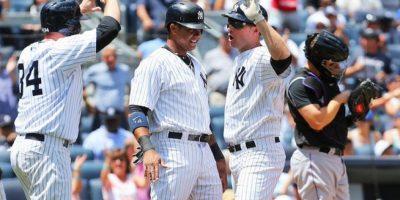 Starlin Castro dispara cuadrangular decisivo en el triunfo de los Yankees