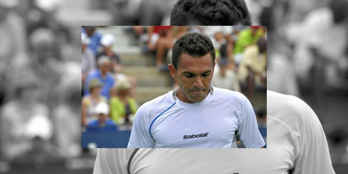Víctor Estrella cayó ante Verdasco en ATP 250 de Nottingham