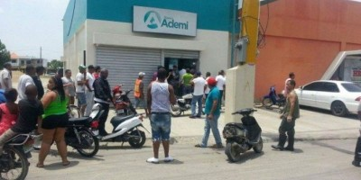 Policía ultima uno de los supuestos asaltantes del banco Ademi en La Vega