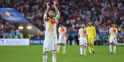 España tampoco pudo ganar su zona y quedó enfrentada con Italia Foto:Getty Images