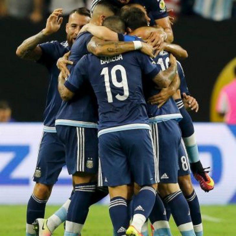 Y es el primer finalista de la Copa América Foto:Getty Images