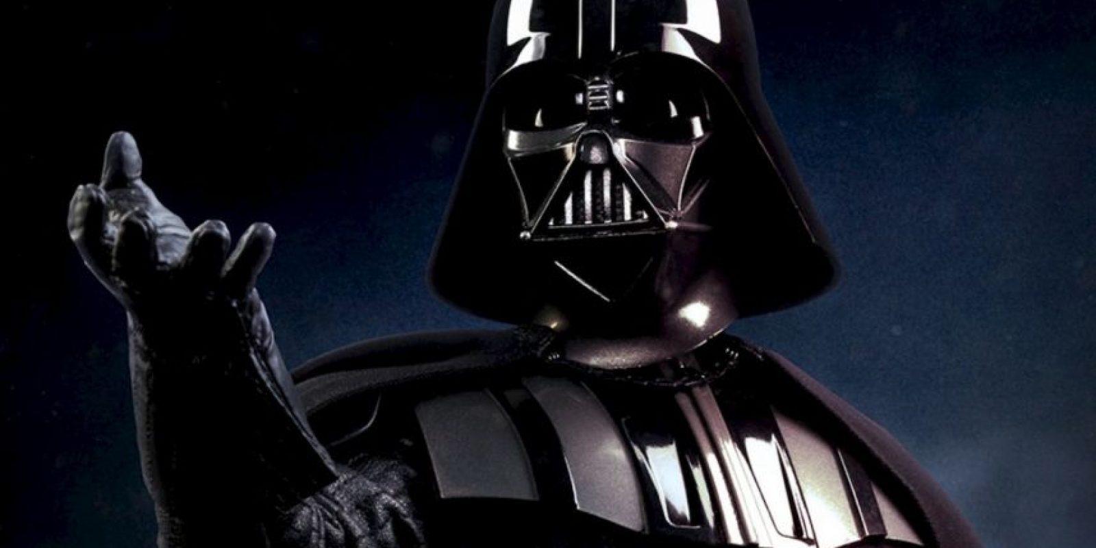 Darth Vader está de regreso… Foto:Vía Facebook