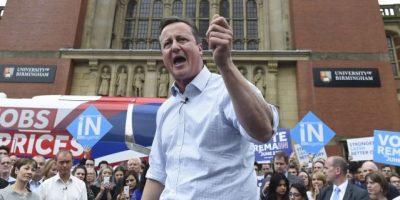 """Cameron: """"Reino Unido corre el riesgo de aislarse"""""""