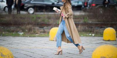 Cómo encontrar 'mom jeans' que realmente queden bien