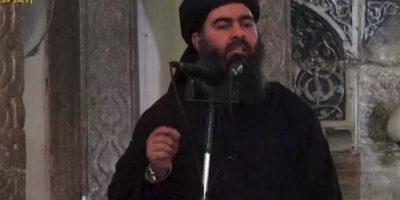 Al-Baghdadi proclamó la creación del grupo terrorista en 2014 Foto:Twitter.com/SerdarMahmud