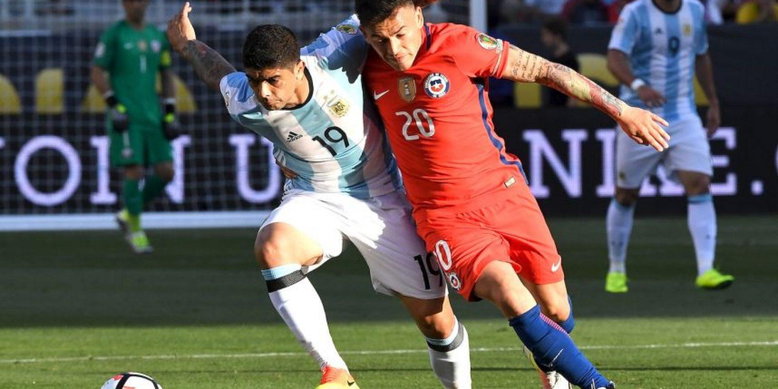 De las 26 veces que se han enfrentado por el torneo continental, 20 han sido victorias de los trasandinos Foto:Getty Images