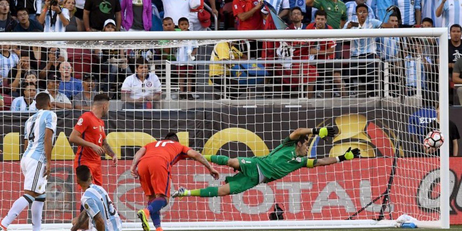 Por su parte, Argentina está con la gran ilusión de cortar la racha de 23 años sin título Foto:Getty Images