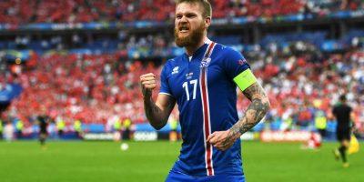 Los islandeses llegaban a la Eurocopa con la ilusión de hacer una buena presentación, pero sin la obligación de ganar Foto:Getty Images