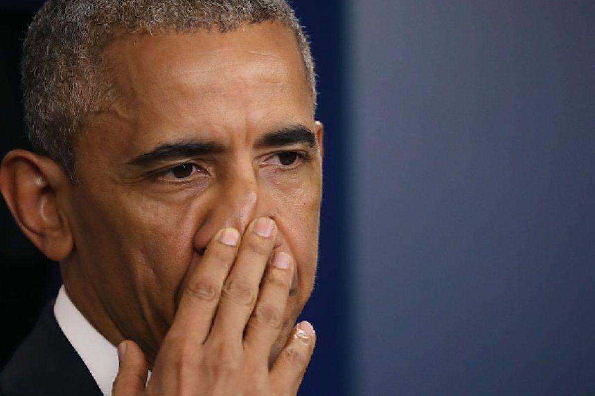 La reforma migratoria, la promesa que Obama no podrá cumplir Foto:Getty Images