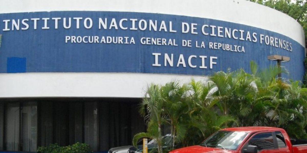 Inacif implementará análisis toxicológico de fluidos biológicos