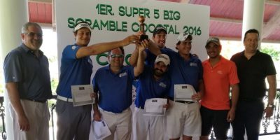 "Haina International gana torneo ""Super 5 Big Scramble Cocotal"""