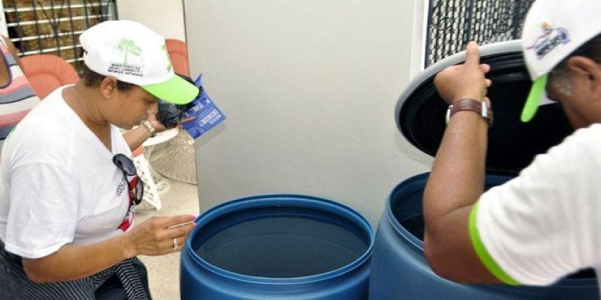 Nueva jornada de eliminación de criaderos del mosquito transmisor de zika