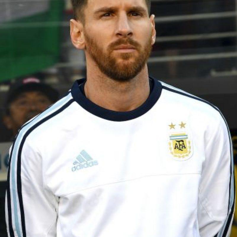 ¿Podrá Lionel Messi por fin ganar un campeonato con la Selección de Argentina? Foto:Getty Images