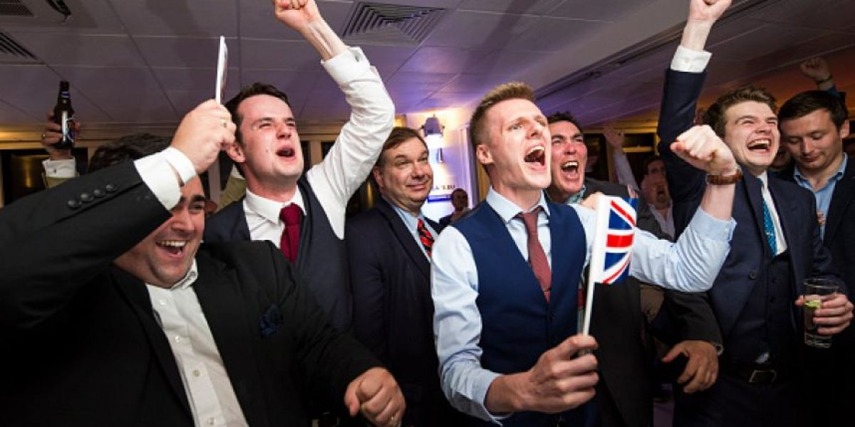 Los 5 gráficos más impresionantes para entender el Brexit