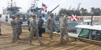Armada rescata embarcación de pesca con 11 tripulantes