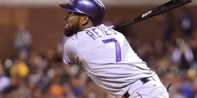José Reyes firma contrato de ligas menores con los Mets