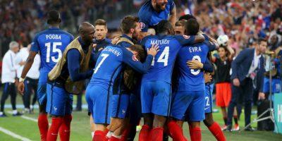 Francia quiere hacer valer su localía para imponerse a una Irlanda que aparece más débil en el papel Foto:Getty Images