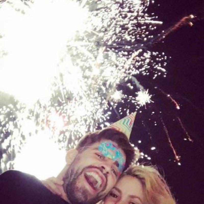 Son padres de dos niños: Milán y Sasha. Foto:Vía instagram.com/Shakira