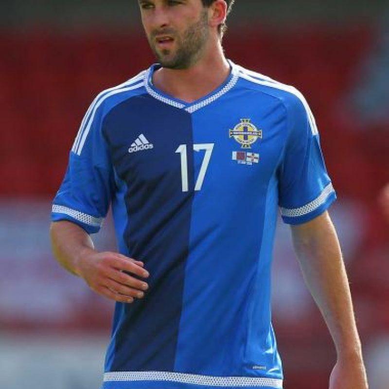 Will Grigg es un personaje de culto de la Eurocopa 2016. Foto:Getty Images
