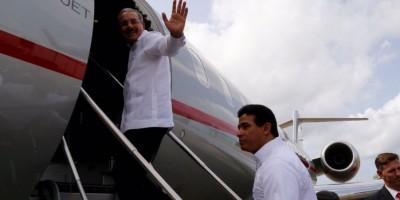 """Danilo Medina: """"amplicación Canal de Panamá abre nuevas puertas al progreso para toda la región"""""""