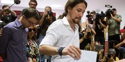 Se impone el PP, lo sigue el PSOE y Podemos tercero