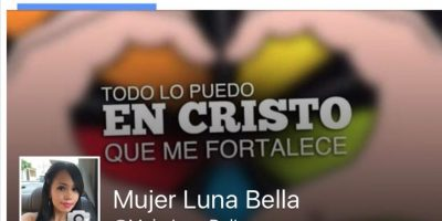 Foto:Facebook/Mujer Luna Bella
